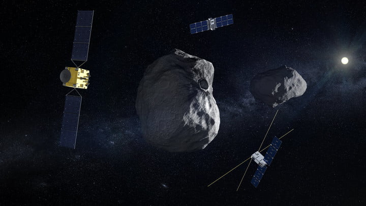 What space agencies learned from a simulated asteroid impact