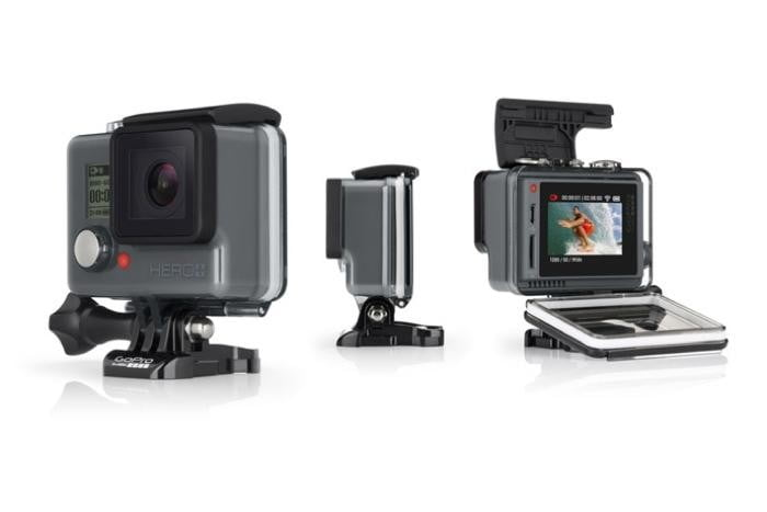 gopros new entry level hero adds lcd wireless improved video and photo capture