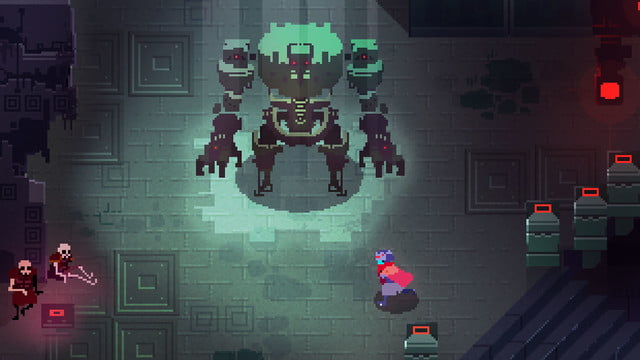hyper light drifter makes console debut later this month hld screenshot 01 robot 1080