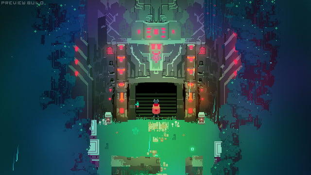 hyper light drifter makes console debut later this month hld screenshot beta entrance