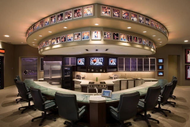 awesome custom home theater installations 2014 hometronics nbaroom