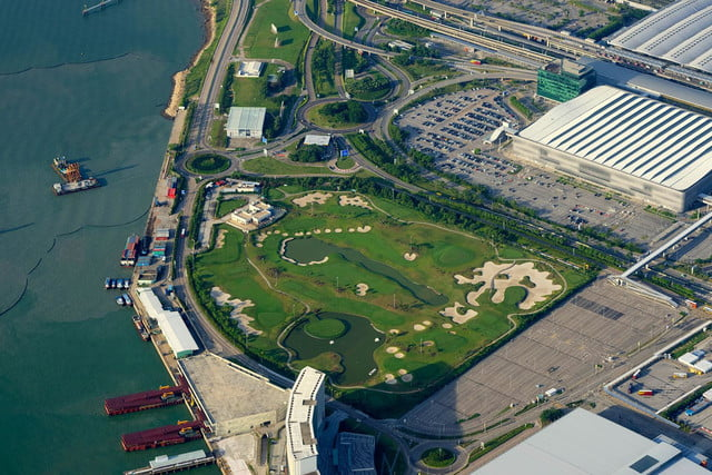 best airports for layovers hong kong international airport skycity nine eagles golf course