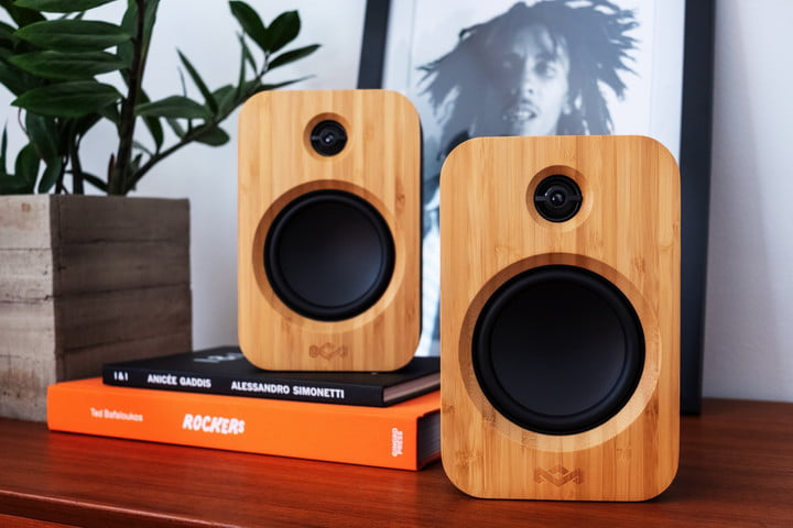 House of Marley Get Together Duo: Real stereo, weak bass
