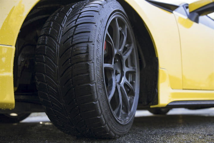 how tires are designed BFGoodrich