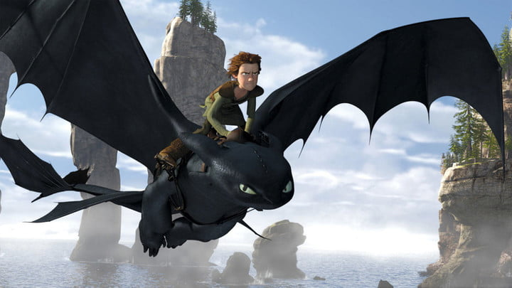 comcast nbcuniversal to acquire dreamworks animation how train your dragon