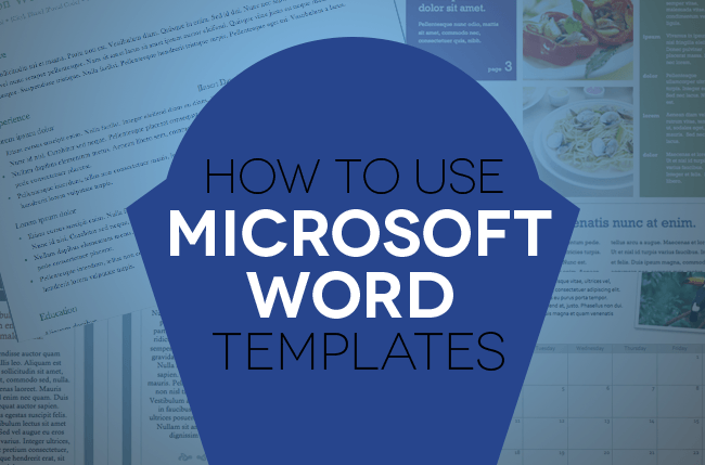 use document templates microsoft word how to in header image final
