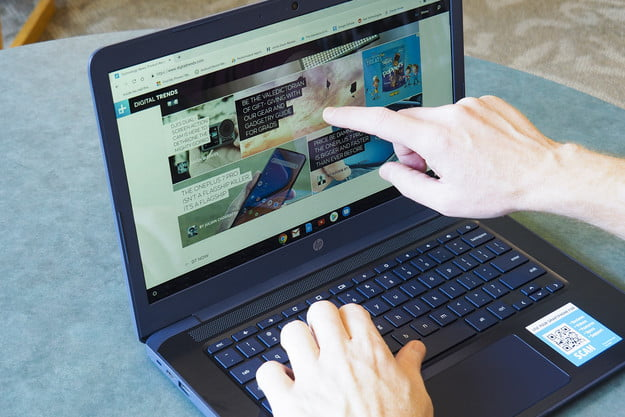 HP Chromebook 14 Review