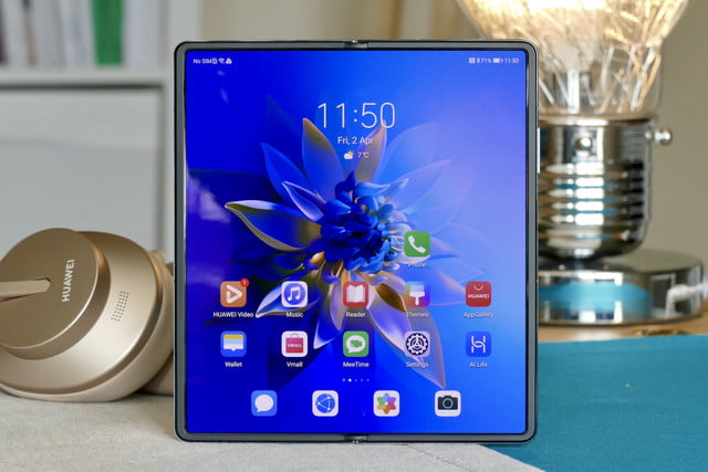 huawei mate x2 hands on features price photos release date open