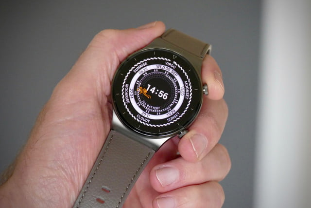 huawei watch gt2 pro hands on features price photos release date caged tiger