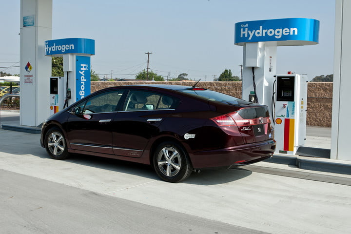 does hydrogen make sense as an automotive fuel car head