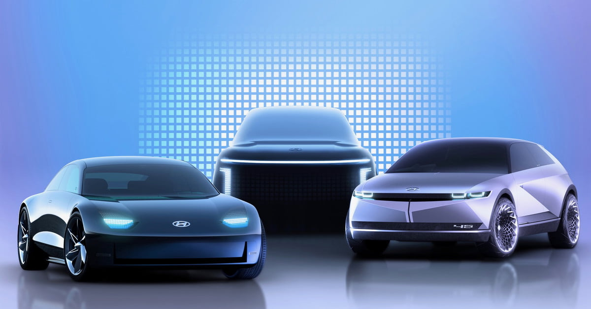 Hyundai launching all-electric brand, with three models on the way