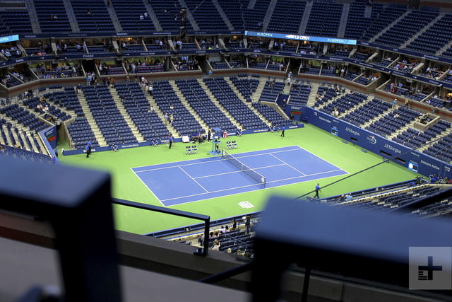 ibm watson at the 2017 us open court