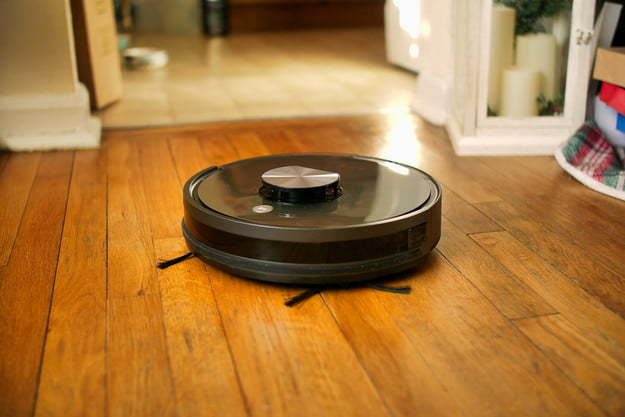 ILIFE A10 Robot Vacuum on floor