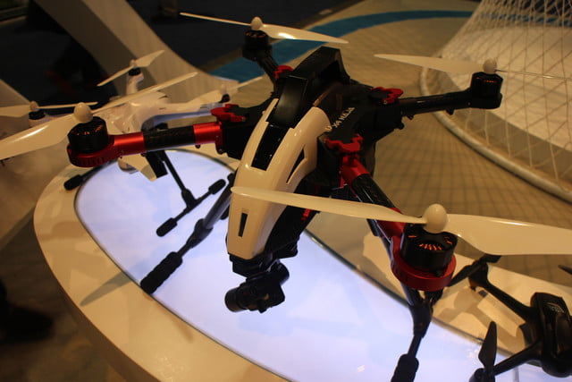 unknown drone company roundup ces 2016 img 1882