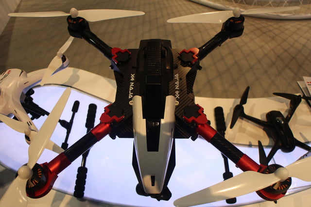 unknown drone company roundup ces 2016 img 1885