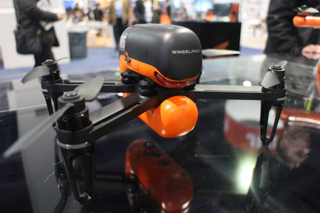 unknown drone company roundup ces 2016 img 1910