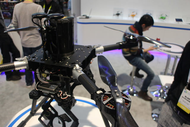 unknown drone company roundup ces 2016 img 1916