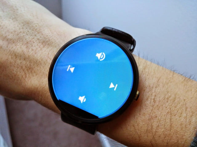 android wear update music bluetooth gps