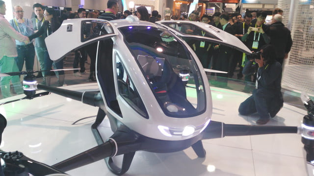 ehang 184 drone flying taxi ces 2016 img 20160106 122025 jpg