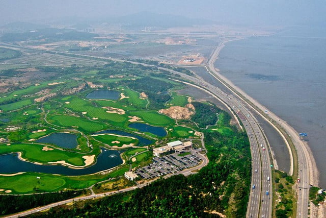 best airports for layovers incheon international airport sky72 golf club