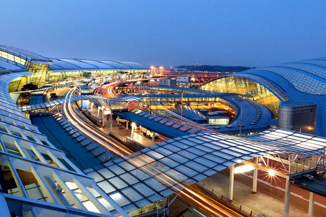 best airports for layovers incheon international airport