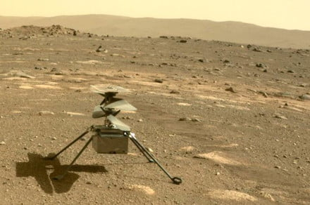 Mars helicopter survives first major challenge ahead of maiden flight