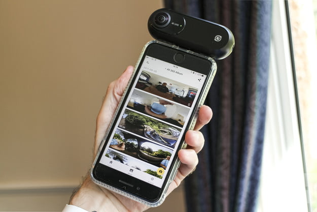 Insta360 One hands-on review