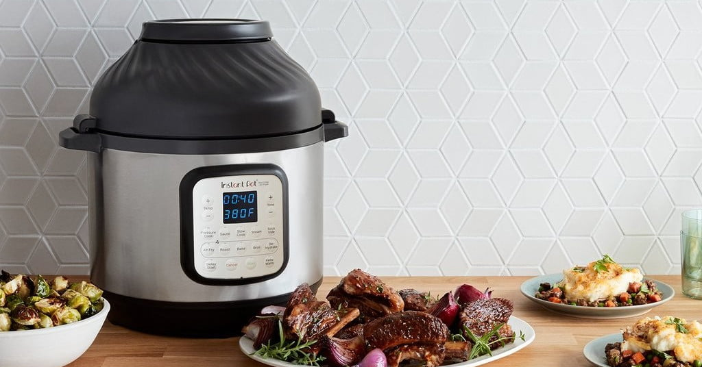 The Instant Pot Duo Crisp is down to $79 during Walmart's Black Friday sale