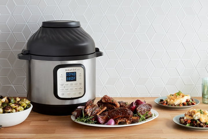 instant pot duo crisp air fryer 2