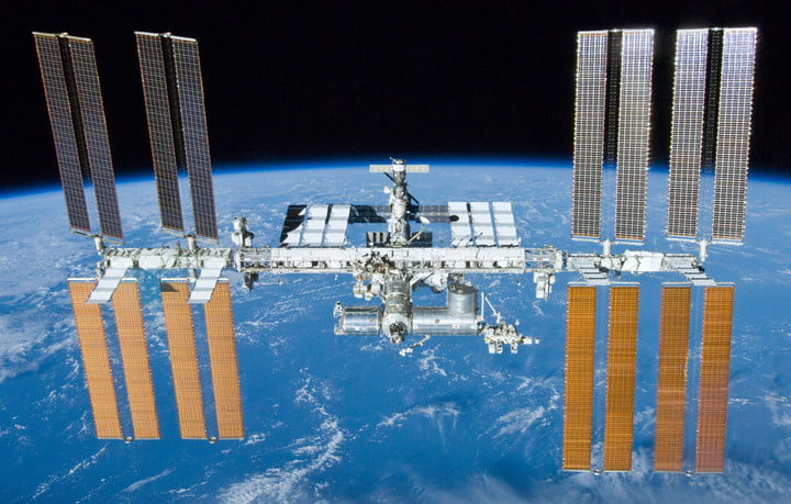 international space station astronauts return home after undocking of sts 132