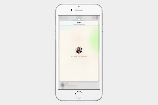 how to use find my friends ios 10 3d touch2