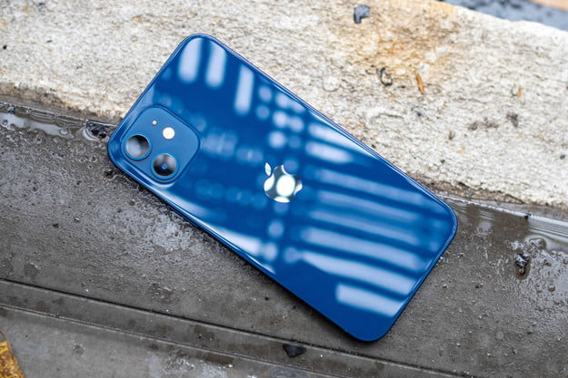 iPhone 12 blue