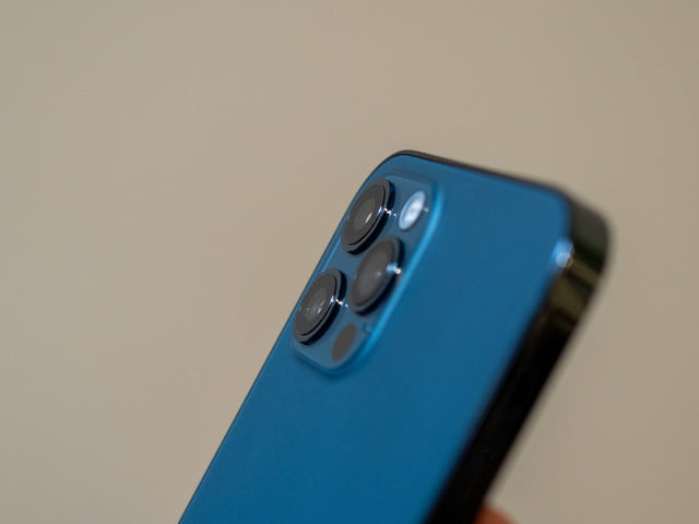 iphone 12 pro hands on first impressions blue 3