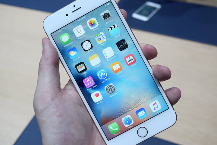 iPhone 6S hands on