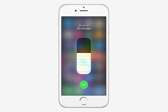 iphone 7 tips and tricks timer 1