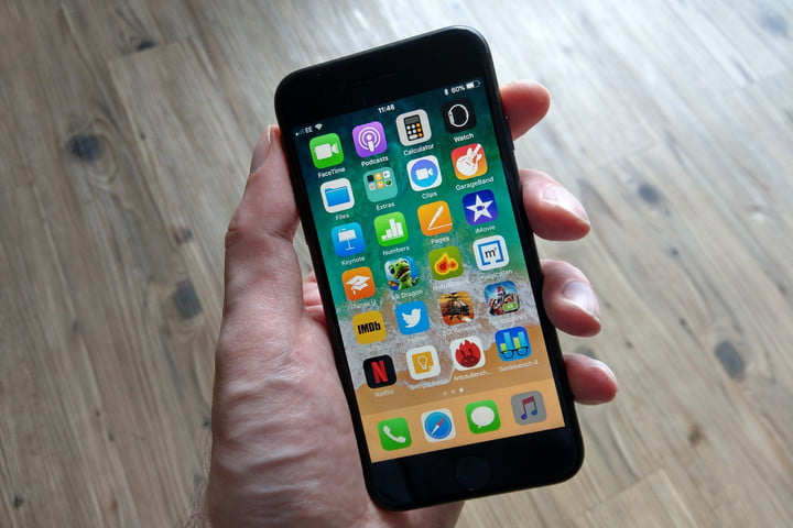 iPhone 8 apps