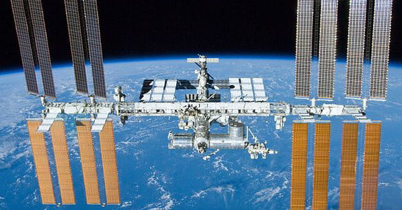 These space tourists are each paying $55M to stay on the ISS