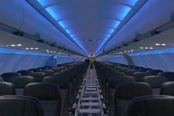 now boarding jetblue updates old planes with new seats air force one gets upgrade a320 2