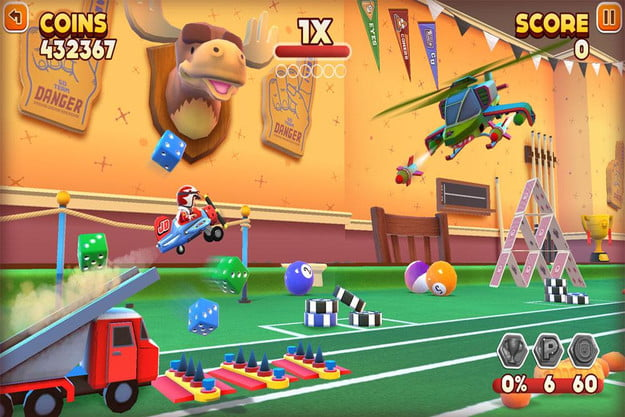 Joe Danger Infinity screenshot 2