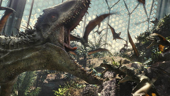 kid racks up 5000 bucks ipad charges jurassic world screenshots man made dino teeth