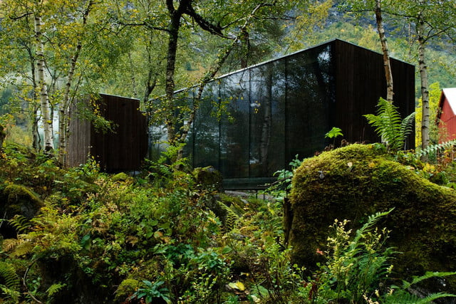 retreat from society and relax in these idyllic cabins around the world juvet landscape hotel 8