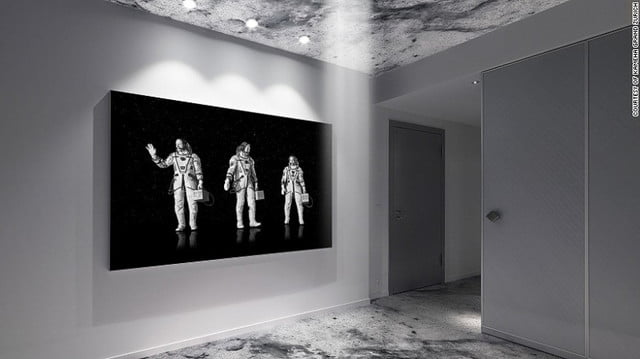 hotel offers awesome space station experience kameha room 2