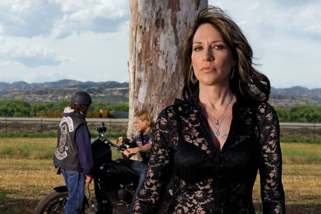 most hated tv characters katey sagal as gemma teller morrow sons of anarchy