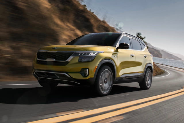 2021 kia seltos makes us debut at 2019 los angeles auto show