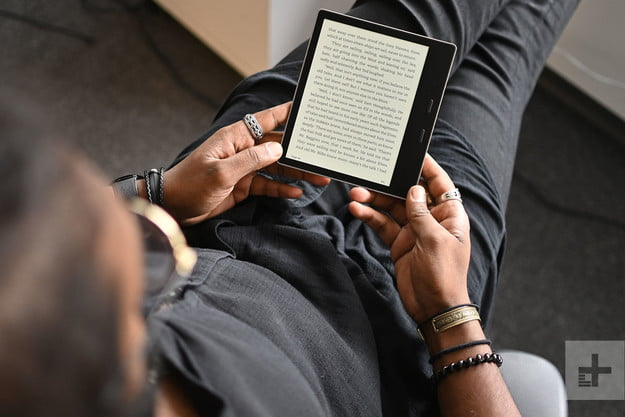 Kindle Oasis (2019) Review