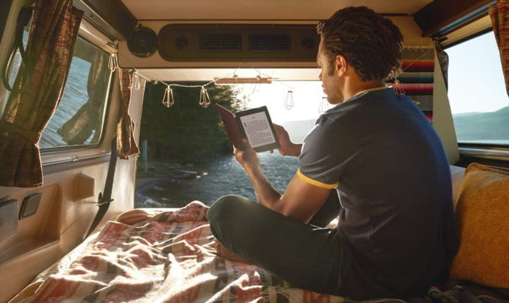 10th generation Kindle Paperwhite e-reader