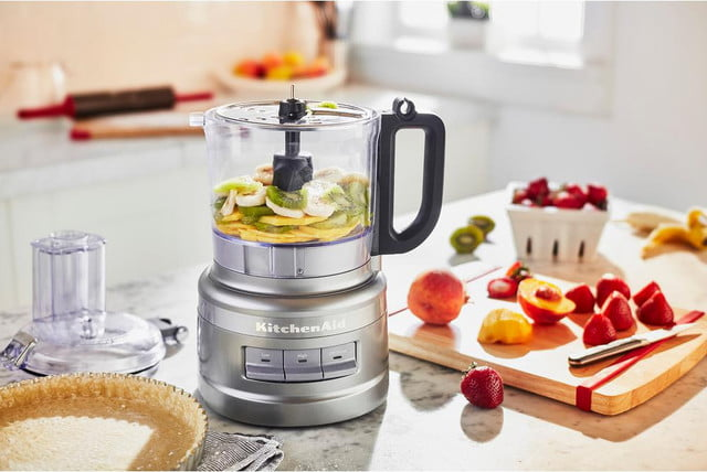 home depot drops prices on kitchenaid mixers espresso maker and food processor 7 cup 3 speed contour silver 2  1