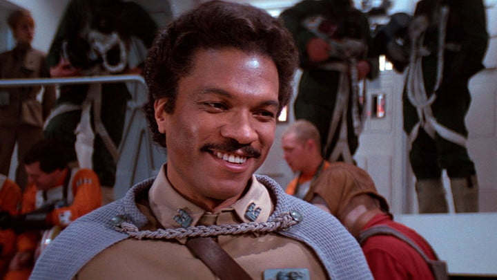 lando calrissian billy dee williams