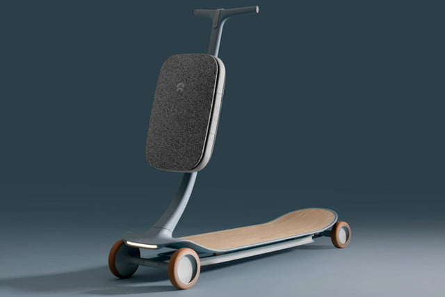 layer pal scooter uses machine learning to travel your preferred routes nio 015
