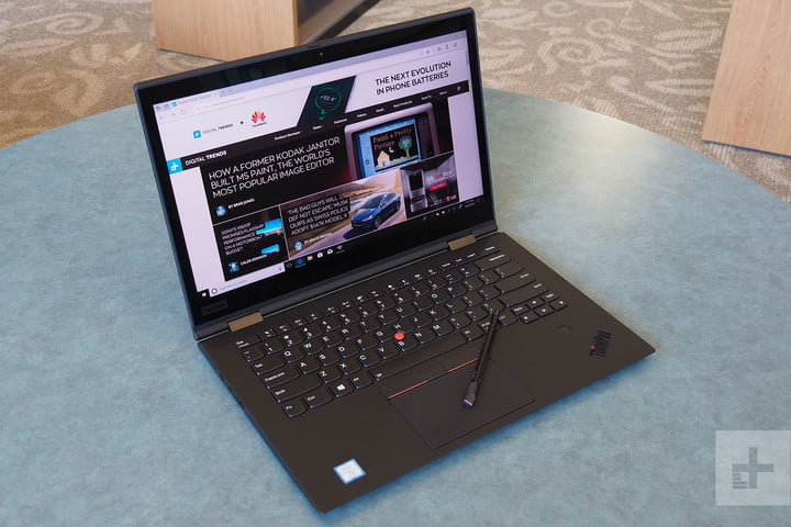 Lenovo ThinkPad X1 Yoga review
